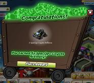 Reward SpecOps Coyote Artillery
