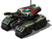 Red Flag Tank