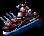 Elite Man O' War Battleship