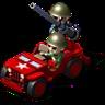 Elite Light Artillery Vehicle