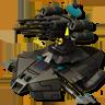 Abraham X-1000 Artillery