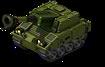 NLOS Artillery Cannon