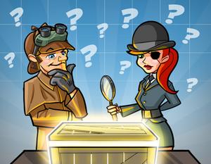 Mysterious Mercenaries