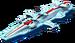 Lightning UBV-X-3 Battleship