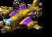 Blazing Cape bomber