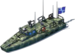 RCB-X Riverine Command Boat