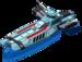 Lightning Arnold K-90 Submarine
