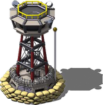 Direct Relief Defense Tower