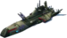 Narwhal Submarine