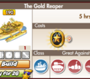 The Gold Reaper