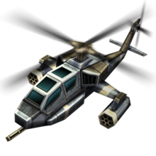 Mobile copter