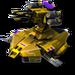 Blazing Abraham X-1000 Artillery