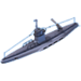 Submarine Gunboat