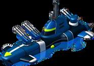 Super Ophion Submarine