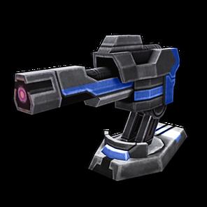Mobile railgun
