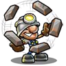 Mega Ore (Iron)