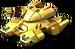 Golden Doberman Tank