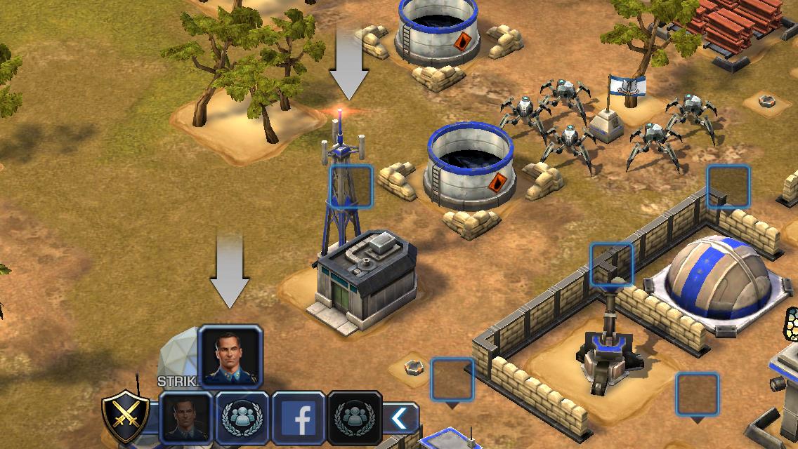 mobile strike buildings