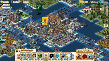 My empire lvl 74