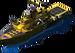 Blazing Britben Battleship