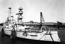 USS Oregon BB3