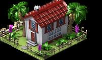 White Island Hut
