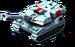Lightning Diamond Tank