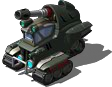 Wombat Tank