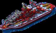 Elite Shaman Battleship