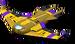 Blazing Heron Bomber