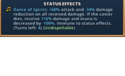 Buff undispellable