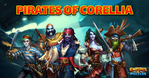 Pirates of Corellia - Official SGG Art