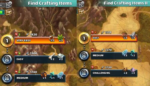 FindCraftingItems1and2