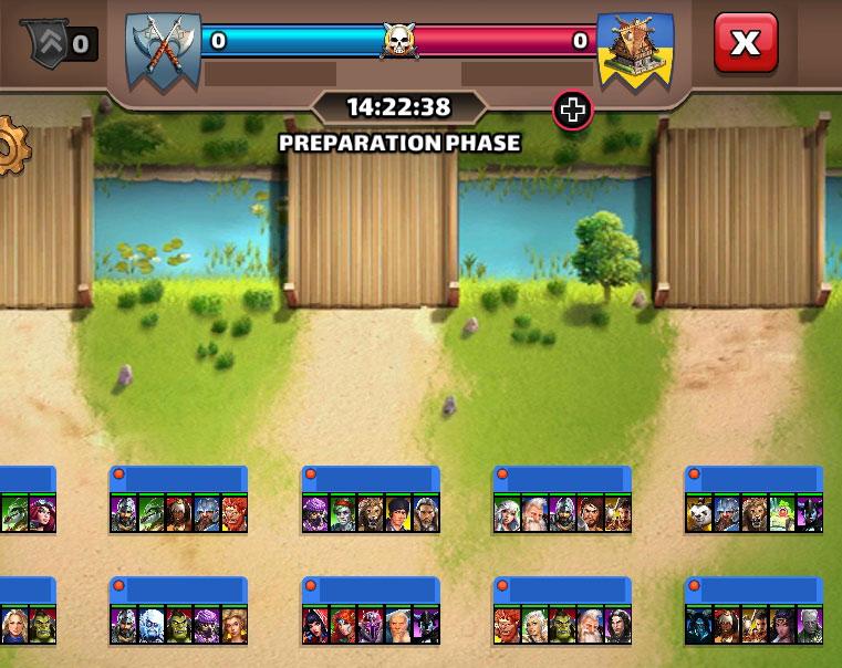 clan oorlog matchmaking criteria