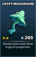 Ingred - Crypt Mushroom