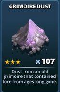 Grimoire Dust
