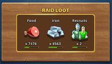 Raid Loot