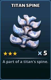 Titan Spine