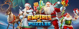 Santas Challenge - Official SGG Art