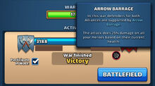 Arrow Barrage