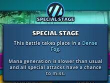 Dense Fog Info