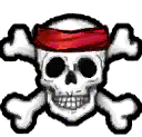Pirate family icon