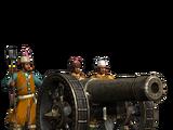 64-lber Great Gun