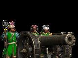 64-lber Heavy Artillery