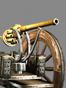 Puckle gun icon