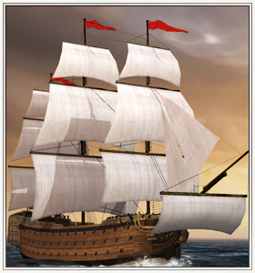 Admiral's Flagship, 1st Rate