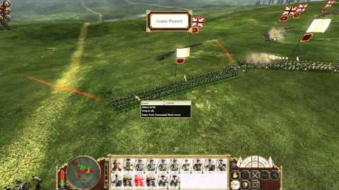 Empire Total War - Battle Of Fontenoy
