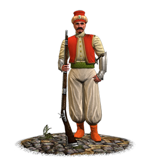 Cairo Janissaries | Empire - Total War | FANDOM powered by ...
