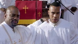 Andre baptism