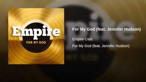 For My God (feat. Jennifer Hudson)